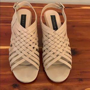 Steven woven sandal